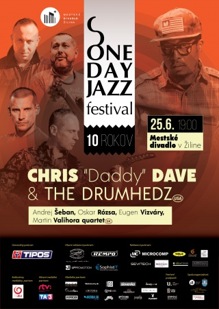 ONE DAY JAZZ FESTIVAL 2018